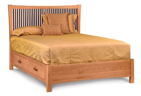 long bed berkeley full xl extra long storage platform bed