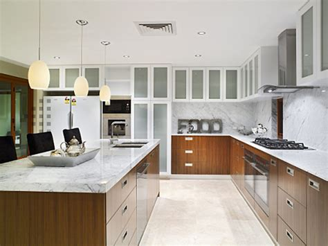 kitchens interiors 30 elegant contemporary kitchen ideas