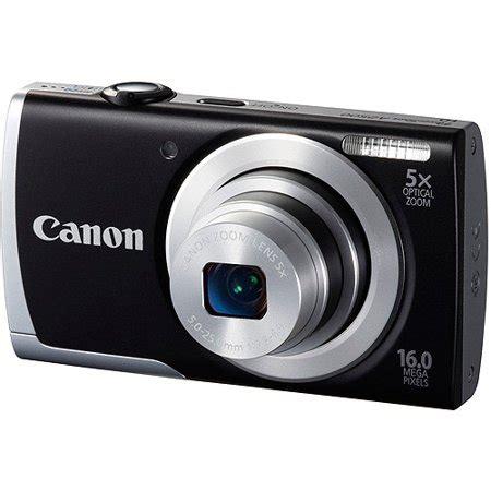 canon 16 megapixel digital canon black powershot a2500 digital with 16