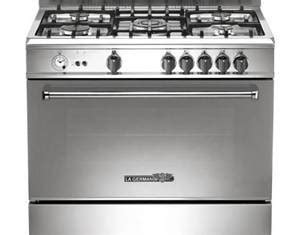 Kompor Oven La Germania la germania pro m series freestanding cooker model c95c71xm ng auction graysonline australia