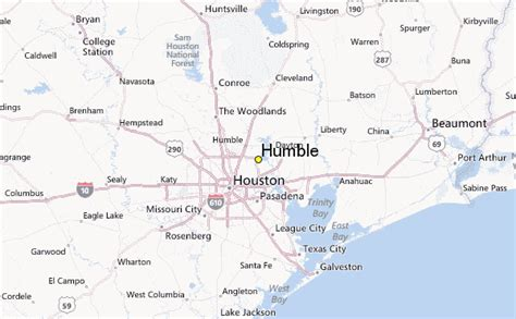 map humble texas humble weather station record historical weather for humble texas