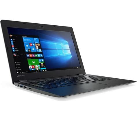 Laptop Lenovo N3160 lenovo ideapad 110s laptop intel 174 quadcore processor n3160 2gb ram 32gb emmc 11 6 ips led