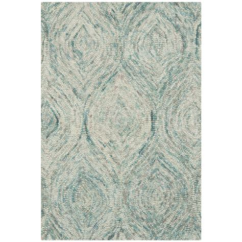 carleson ivory and blue rug safavieh ikat ivory blue area rug reviews wayfair