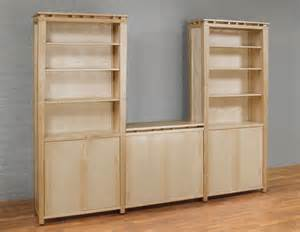 custom bookshelves bookcases wall units