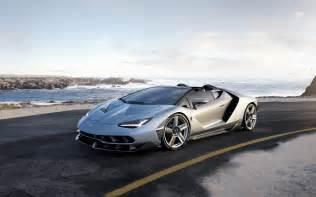 Wallpaper Lamborghini 2017 Lamborghini Centenario Roadster Wallpapers Hd