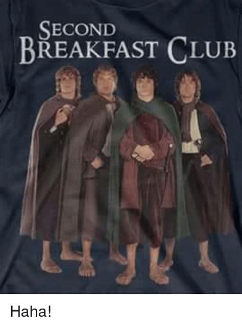 Second Breakfast Meme - 25 best memes about second breakfast second breakfast