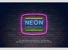 Neon Light Effect by Erigonn on Envato Elements Jpeg Clip Art Free Images