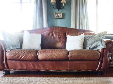 Leather Paint Sofa by How To Paint Leather Furniture She Holds Dearly
