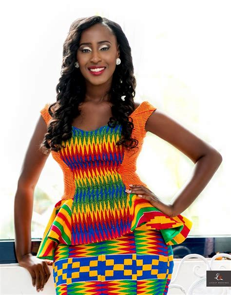 nice kente styles for weddind 12 kente brides who broke the internet vol 2 i do ghana