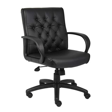 Small Leather Desk Chair Office Chairs Office Recliner Chairs