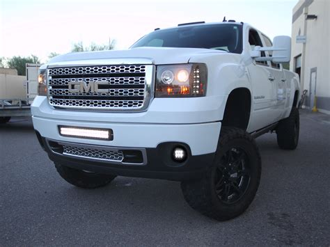 Rigid Industries 2008 2013 Gmc 1500 2500 2500 Fog