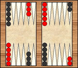 printable backgammon directions backgammon rules of play