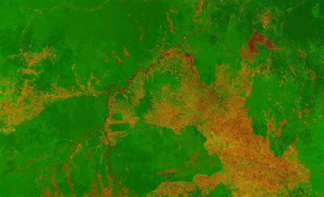 imagenes satelitales inpe brazil space in images 2014 10 proba v image of western brazil