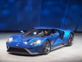 Ford Sports New Ford Sports Car 2016 Exterior Design Automobile