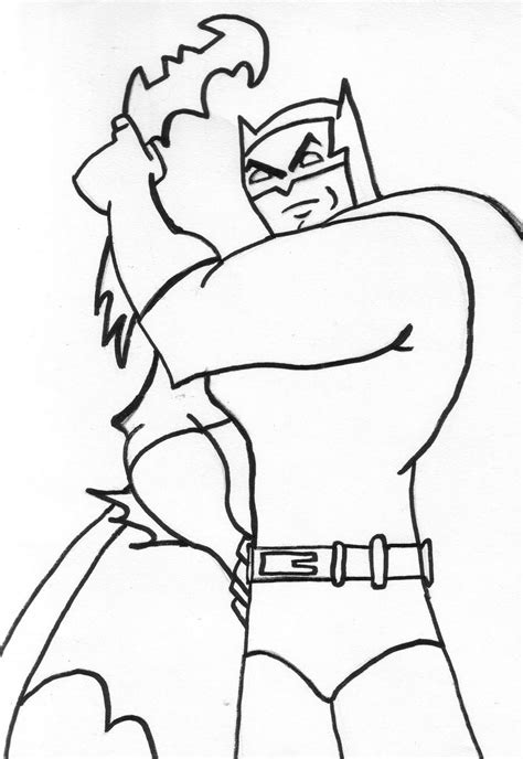 scarecrow s coloring pages batman coloring pages