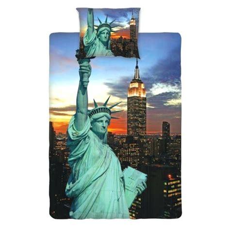 Parure De Lit New York Pas Cher by Parure De Lit New York Pas Cher Parure Lit 1 Personne