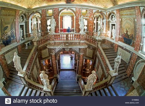 Drottningholm Palace Interior by Baroque Interior Decorations At Drottningholm Castle Near Stockholm Stock Photo Royalty Free