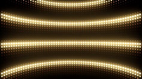 Lights Flashing Spotlight Bulb Vj Led Wall Stage Motion Blinking Lights