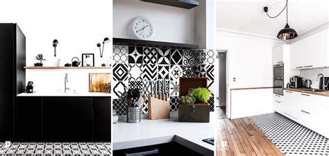 carrelage cuisine blanc et noir carrelage cuisine blanc et noir wasuk