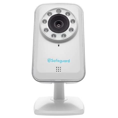 kitvision safeguard home security white iwoot
