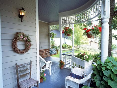 upgrading your porch walls hgtv