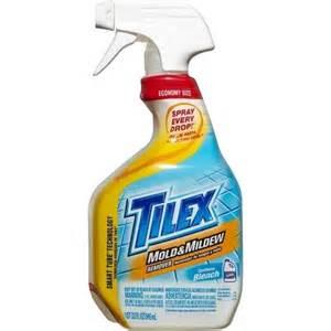 tilex mold and mildew remover spray 32 fluid ounces