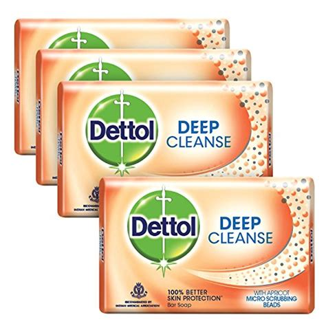 Soap And 3 And 1 Detox Wash by Dettol Cleanse Soap 75g Buy 3 Get 1 Free Omgtricks