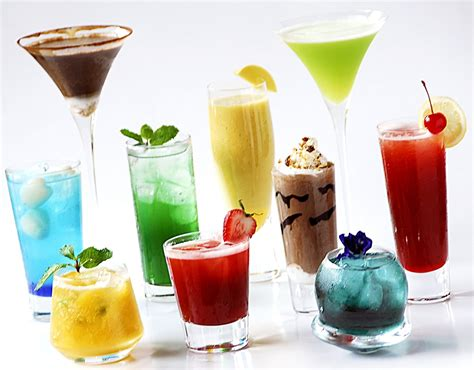 alcoholic drinks virgin cocktails for those abstaining from the joy of