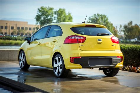 Kia See 2016 Kia Sedan And 5 Door Hatch Debut With Minor