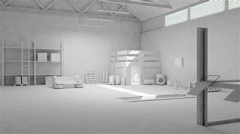 3d garage 3d garage 2 wip by y50p on deviantart