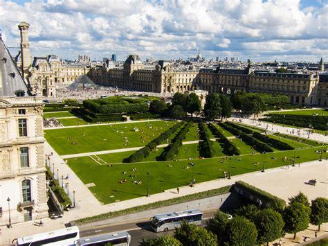 Jardin Du Carrousel Du Louvre