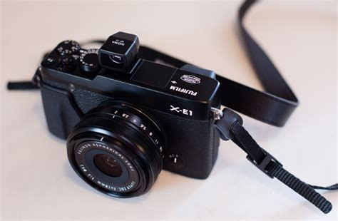 mirrorless with optical viewfinder sigma vf 11 optical viewfinder on the fujifilm x e1