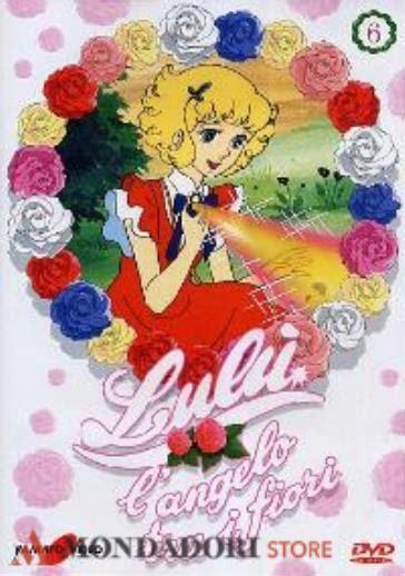 lulu dei fiori lulu l angelo tra i fiori volume 06 episodi 26 30 dvd