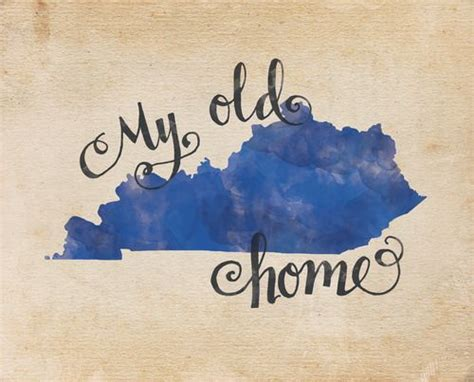 my kentucky home posts home