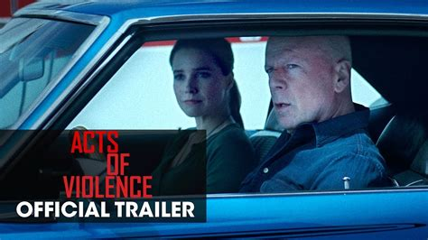 Acts Of Violence 2018 Original acts of violence 2018 official trailer bruce willis