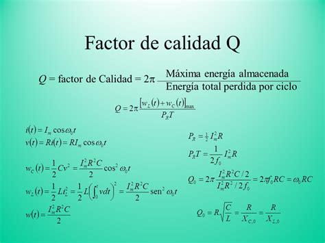 quality factor inductor factor de calidad q inductor 28 images el inductor o bobina y las corrientes continua y