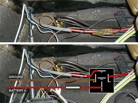 6 best images of vw beetle relay diagram vw beetle