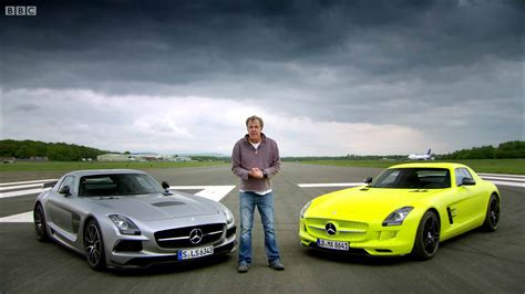 Worlds First Electric Supercar   Mercedes SLS AMG Electric