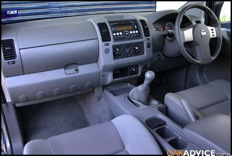 nissan navara 2008 interior 2008 nissan navara st x 4x4 king cab review photos