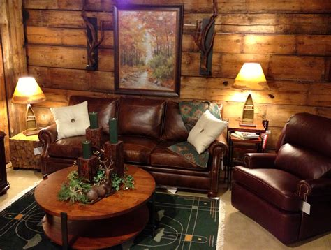 Rustic Livingroom - which living room is right for you create the look