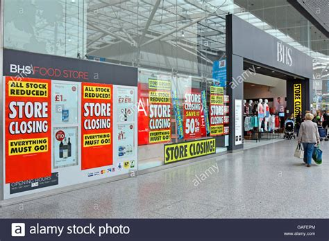 plymouth shops opening times uk bhs store in indoor shopping mall holding