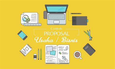 membuat proposal usaha yang benar contoh proposal usaha bisnis yang di sukai investor