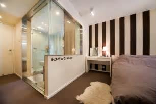 id 233 e d 233 co pour une salle de bain dans une chambre d