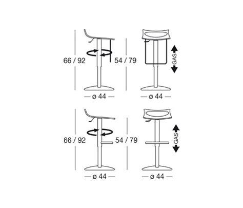 altezza sgabelli diavoletto di scab design u prodotto