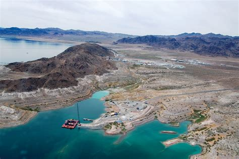 las vegas uncaps lake meads third straw for cbs news the water czar who reshaped colorado river politics unite