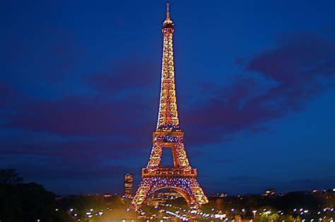eiffel tower light eiffel tower view sparkling lights 2016