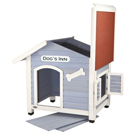 dog house inn dog s inn dog house 42 quot x 35 quot x 37 quot sweetandsassypets com