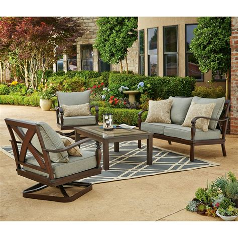 Buy Patio Set Buy 4 Conversation Set Patio Seating Sets