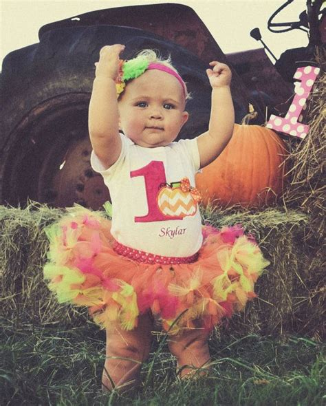 birthday falls on new year pumpkin tutu baby pumpkin birthday baby fall birthday by