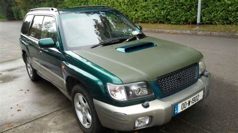 2000 subaru forester s turbo 2l manual for sale in leixlip kildare from raytsang